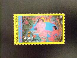 WALLIS ET FUTUNA WALLIS Y FUTUNA 1998 Le Jardin Du Bonheur Yvert & Tellier Nº PA 206 ** MNH - Wallis Y Futuna
