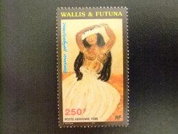 WALLIS Y FUTUNA WALLIS Et FUTUNA 1998 Danseuse Polynésienne Yvert & Tellier Nº PA 207 ** MNH - Wallis Y Futuna