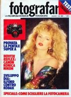 FOTOGRAFARE - MARZO 1983 - Livres, BD, Revues