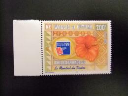 WALLIS Y FUTUNA WALLIS Et FUTUNA 1999 Logo Expo.99 Et Une Fleur  Yvert & Tellier Nº 530 ** MNH - Wallis Y Futuna
