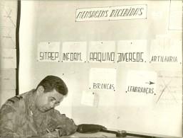 Photograph(24x18.5cm) Angola - Militaria - 1968 - War, Military