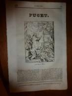1835 LM : Puget (la Peste à Milan);SPIRE (Allemagne);Rodolphe De Hapsbourg;L'inquisition; Hugues Capet;Voracité Humaine - Vieux Papiers