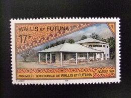 WALLIS Y FUTUNA WALLIS Et FUTUNA 1999 Bâtiment Assemblée Territoriale De WallisYvert & Tellier Nº 531 ** MNH - Wallis Y Futuna