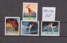 Ballet - La Fille Aux Cheveus Blonds - 1973 - 1949 - ... Repubblica Popolare