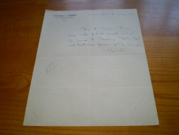 Ardèche: Etablissement L. Chambon à La Voulte Sur Rhône - 1900 – 1949
