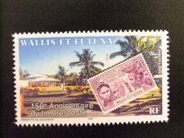 WALLIS Y FUTUNA WALLIS Et FUTUNA 1999 150 Anniversaire Du Timbre Post Yvert & Tellier Nº 534 ** MNH - Wallis Y Futuna