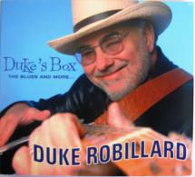 CD Duck Robillard Duke's Box The Blues And More… Triple CD - Musik & Instrumente