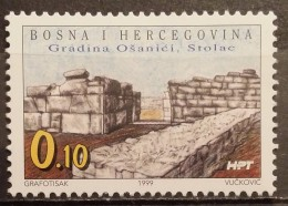 Bosnia And Hercegovina, HP Mostar, 1999, Mi: 54 (MNH) - Bosnia Herzegovina