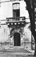 33 - CADILLAC SUR GARONNE - Château Des Ducs D'Epernon - Entrée Principale Sur Cour - Carte Photo - Cadillac