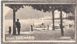 CHOCOLAT SUCHARD - LUGANO - NUM 68 - TRES BON ETAT,COMME NEUF - Suchard