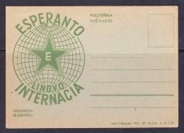 EXTRA9-55 POST CARD - Esperanto