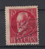 BEIEREN - Michel - 1914 - Nr 96 - Ges/Obl/Us - Beieren