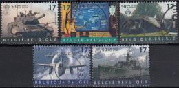 Belgica 1999 Nº 2809/13 Usado - Bélgica