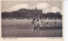 CARNAC  PLAGE - Le Grand Hôtel Vu De La Mer (HA-c784) - Carnac