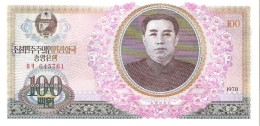 North Korea - Pick 22 - 100 Won 1978 - Unc - Corée Du Nord