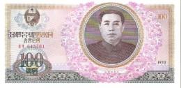 North Korea - Pick 22 - 100 Won 1978 - Unc - Corea Del Nord