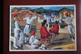 HOMUALK - Recorriendo El Pais Vasco , FANDANGO, Danza De La Costa Vasca - Homualk