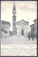 Treviso - Riese (Castelfranco Veneto) - Chiesa Parrocchiale - SS Pio X - Treviso