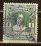 COLOMBIA 1910.__.__ [254-5] Centenario De La Independencia Nacional - Colombia