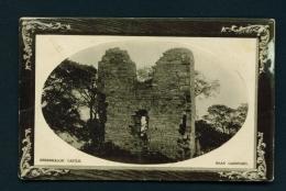ENGLAND  -  Garstang  Greenhalgh Castle  Used Vintage Postcard As Scans - Autres