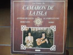 Camaron De La Isla - Vinyl Records