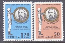 PERU  525, C 253   **   ARMY  DAY - Peru