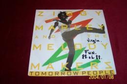 ZIGGY  MARLEY  °  MELODY MAKERS  °° TOMORROW  PEOPLE - Reggae