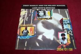 ZIGGY  MARLEY  °  MELODY MAKERS  °° LOOK WHO'S DANCING - Reggae