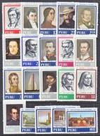 PERU  546-52,  C 313-25    **   HEROES - Peru