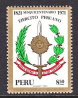 PERU  562    **   ARMS   ARMY - Peru