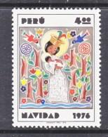 PERU  633    **    CHRISTMAS - Peru
