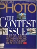 AMERICAN PHOTO -  VOL. III   N.6 -  NOV-DIC 1992  THE CONTEST ISSUE - Fotografia