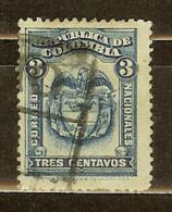 COLOMBIA 1923.__.__ [355-1] Personajes Y Motivos Colombianos - Colombia