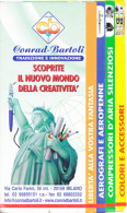 CATALOGO CONRAD BARTOLI - 200? - Italia