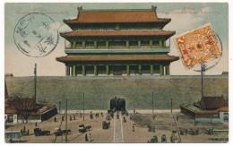 CPA - CHINE - CHINA - PEKIN - Main Entrance To The Tartar City - China