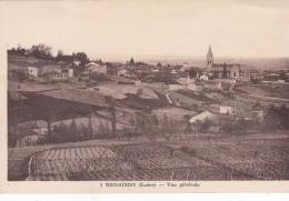 Cp , 42 , RENAISON , Vue Générale - France