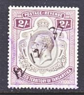 TANGANYIKA  40   (o) - Tanganyika (...-1932)