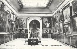 Doullens (Somme) - Intérieur Du Musée - Edition P. Lourlon - Carte Non Circulée - Musées