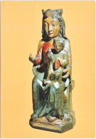 66. La Vierge Romane De SERRABONA. 409 - Ohne Zuordnung