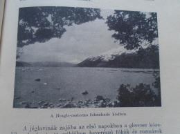 Tierra Del Fuego  Chile - Argentina -Patagonia - Beagle Channel- Hungarian Print Ca 1910   TF147 - Altre Collezioni