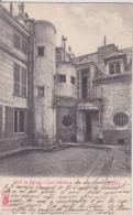 16 / 4 / 130  -  HÔTEL  DE  BALZAC  - COUR INTÉRIEURE - France