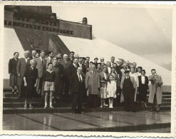 Photo    - 9x12 Cm - Voyage à Verdun Vers 1950 - War Memorials
