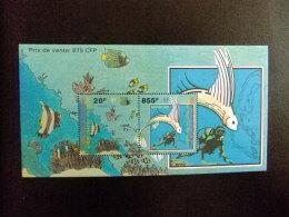 WALLIS Y FUTUNA WALLIS Et FUTUNA 1999 POISSONS Yvert & Tellier Nº Bloc 8 ** MNH - Wallis Y Futuna