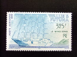 WALLIS Y FUTUNA WALLIS Et FUTUNA 1999 BATEAU Voilier Le Wind Song Yvert & Tellier Nº PA 218 ** MNH - Wallis Y Futuna