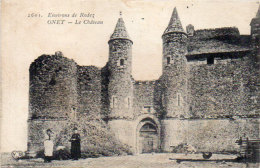 ONET - Le Chateau (86190) - France