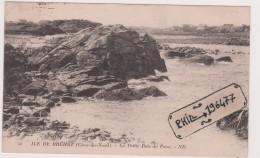 22 Ile De Bréhat - Cpa / La Petite Baie Du Paon. - Ile De Bréhat