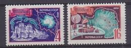 Russia 1970 Antarctica 2v ** Mnh (28968) - Unused Stamps