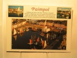 Paimpol - Rassemblement De Vieux Gréements Au Port - Paimpol