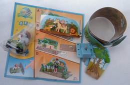 (SC 86) KINDER FERRERO MAXI, BABY LOONEY TOONES , FIGURA N°  DE-2-5, BABY GATTO SILVESTRO - Maxi (Kinder-)