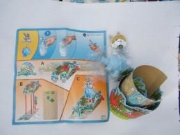 (SC 86) KINDER FERRERO MAXI, BABY LOONEY TOONES , FIGURA N°  DE-2-6, BABY BUGS BUNNY - Maxi (Kinder-)